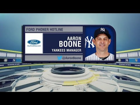 Aaron Boone discusses Yankees' 2018-19 offseason