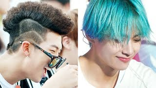 20 Most Epic Hairstyles Of BTS Since Debut