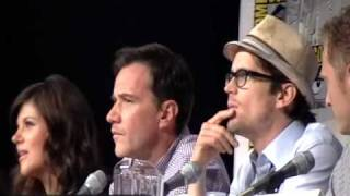 White Collar SDCC 2010 Panel Part 4 of 6
