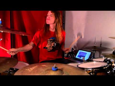 Meshuggah - Combustion (Drum Cover)