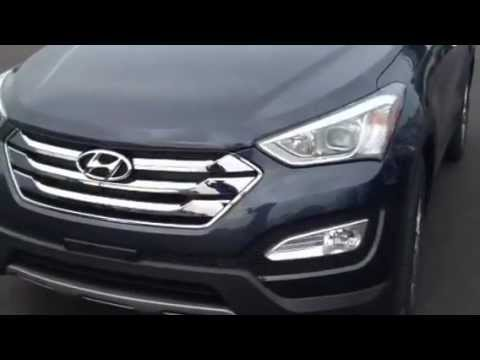 2013 Hyundai Santa Fe Sport 2.0T Turbo-Review-Hagerstown-Maryland-MD