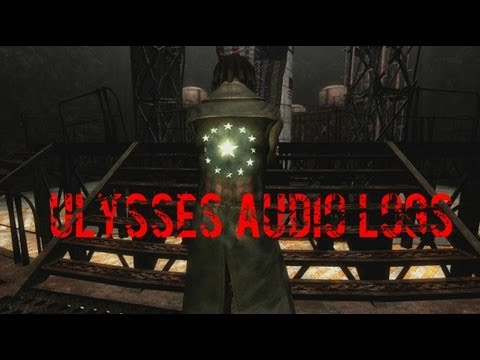 Fallout New Vegas: Lonesome Road - All Ulysses Audio Logs |