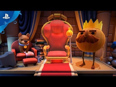 Overcooked 2 – Launch Trailer | PS4