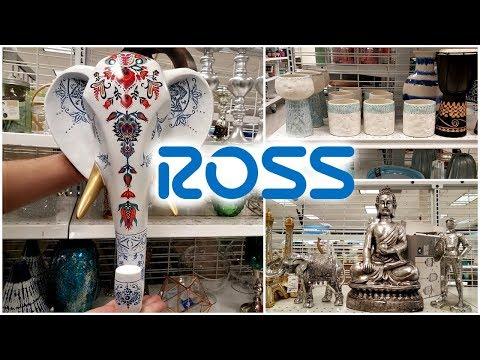 SHOP WITH ME ROSS WALL ART DECOR IDEAS HOME IDEAS BEDDING WALK THROUGH 2018