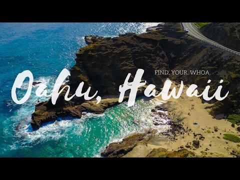 Exploring Oahu, Hawaii (Music Video)