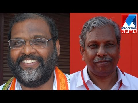 C.P. John and A.C. Moideen confident to win from Kunnamkulam constituency | Manorama News