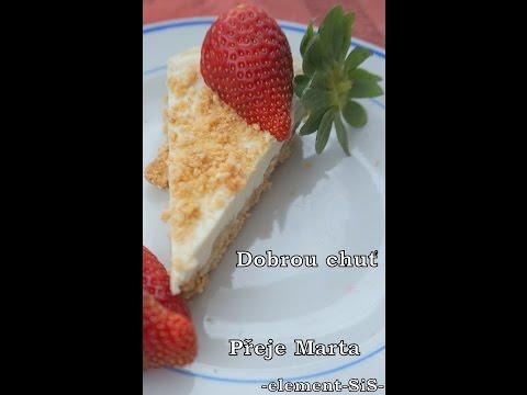 tvarohový-dort-bez-másla
