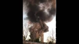 Incendiu Ploiesti 2018