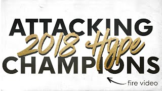 Attacking Champions: 2018 UCF Football Hype Video