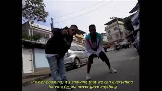 Anarco Tropa - Vivendo das Palavras (Prod.Soffiatti) [Official Music Video] thumbnail