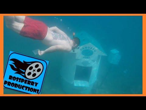 Our Trip To Hideaway Island - Vanuatu - Underwater Postbox 2018