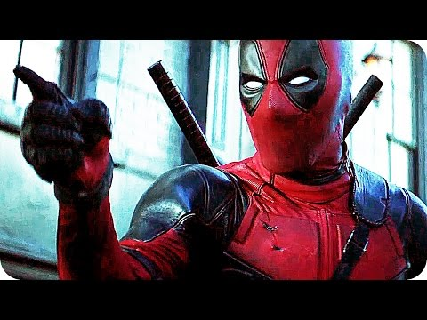 Thumbnail: DEADPOOL 2 Teaser Trailer (2018)