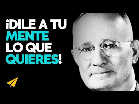 Cómo ADOPTAR la MENTALIDAD de un Persona Rica | Napoleon Hill en Español: 10 Reglas para el éxito