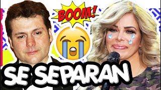 CONFIRMAN SEPARACION GLORIA TREVI y su ESPOSO, TERMINA MATRIMONIO!