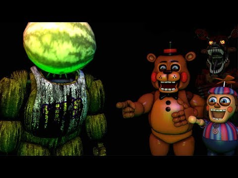 FNAF Try Not To Laugh Challenge 2019 (Funny SFM Animations)
