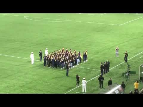 Soccer Fans Erupt In Boos When 'President' Is Mentioned At Military Swearing-In