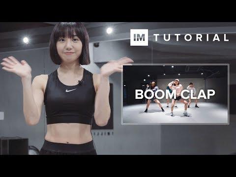 Boom Clap - Charli XCX / 1MILLION Dance Tutorial