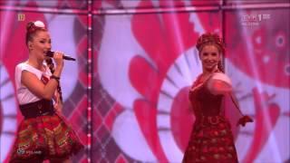 Donatan & Cleo - My Słowianie - Konkurs Eurovision 2014 TVP Finał