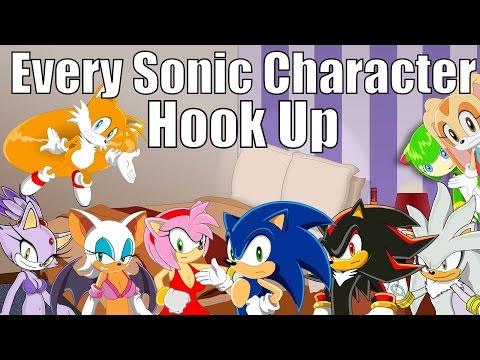 Cartoon Hook-Ups: Sonic the Hedgehog Compilation (Every Sonic Hook Up)
