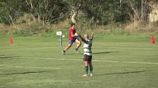 Charrua Rugby X San Diego Rugby (Tries) │ Super 16 (4ª rodada)