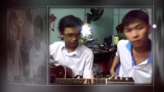 đi về nơi xa - record live - Đình Giàu & Công Trung guitar