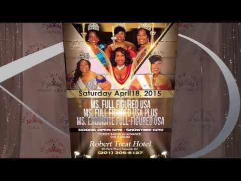 Ms. Full-Figured USA Pageant 2015 (26th Annual)