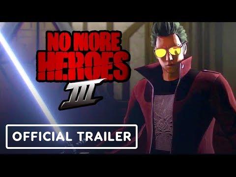 No More Heroes 3 Official Announcement Trailer - E3 2019