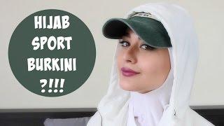 Hijab, Sport & Burkini !!! | Muslim Queens by Mona