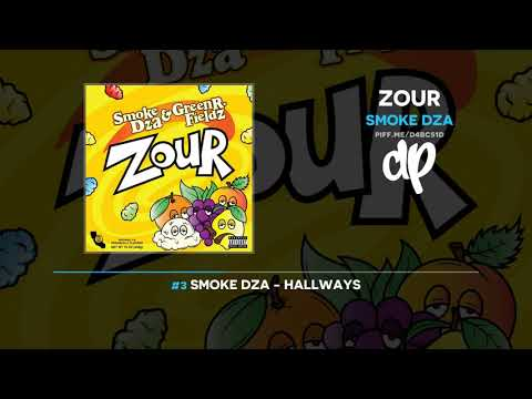 Smoke DZA - Zour (FULL MIXTAPE)