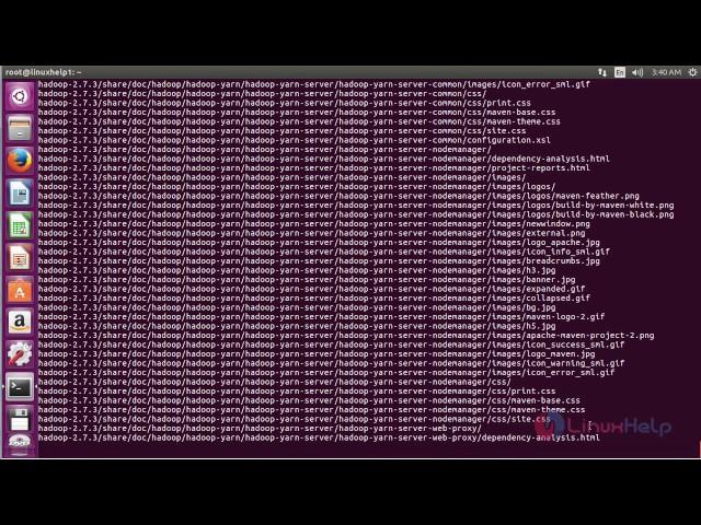 How to Install Hadoop in Ubuntu | LinuxHelp Tutorials