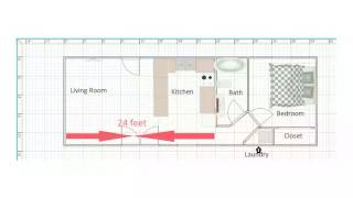 Our Tiny House Design Layout