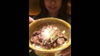 女子動画ならC CHANNEL http://www.cchan.tv 代々木にある炭火焼神戸牛...
