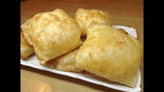 Kahvaltılık Puf Puf Yufka Kızartması -Kahvaltı Tarifleri