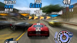 Ford vs. Chevy (PS2 Gameplay)