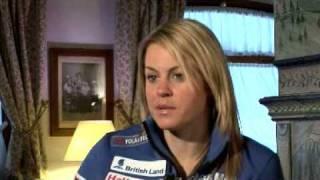 Chemmy Alcott - The 2009 World Champs