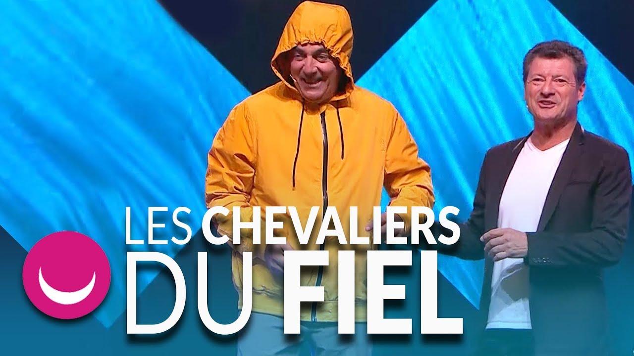 Les Chevaliers Du Fiel Casino De Paris