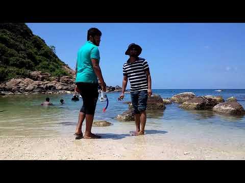 Nilaveli to pigeon island trip [Gears Team] - HD
