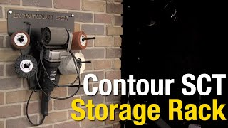 Contour SCT Storage Rack - Keep the Shop Organized and Ready for Action!