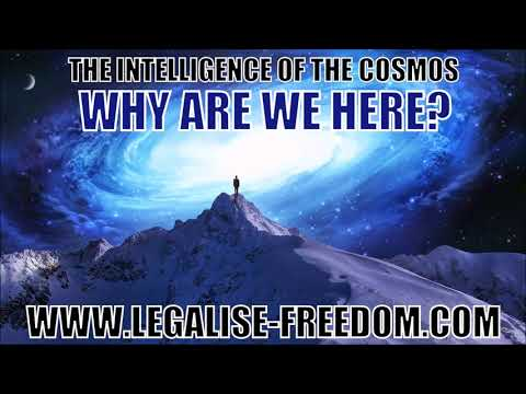 Ervin Laszlo - The Intelligence of the Cosmos: Why Are We Here?