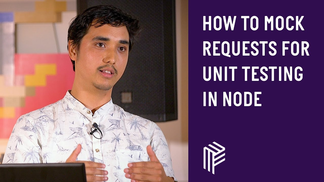 Vienna js, How to mock requests for unit testing in Node, April 2019