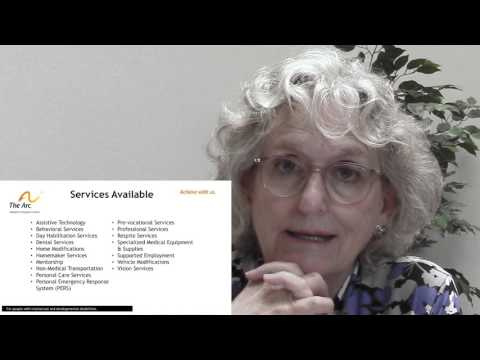 The Supported Living Services (SLS) Waiver