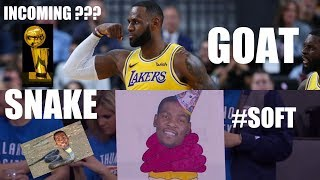Will Lebron James And Lonzo Ball Lead The Lakers To The 2019 Nba Finals ??