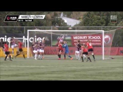 2015 ASB Womens League Final