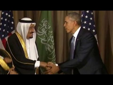 Admin caught in the middle between Congress, Saudi Arabia