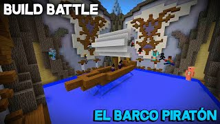 BARCOS Y PUTAS | Build Battle 5