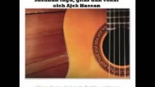 Medley 10 Lagu Slow Rock Jiwang 90an&' (Versi Akustik oleh Ajek Hassan)