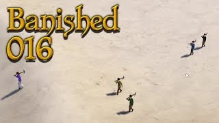 BANISHED [WQHD] #016 - Joghurt-Zombies greifen an!! ★ Let's Play Banished