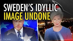 """Katie Hopkins tells Mark Steyn: """"Swedes are desperate to leave"""""""