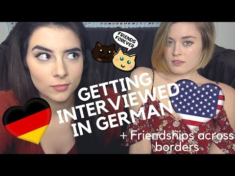 Personalities and Friendships -- U.S.A. vs Germany (Ft. Lamblike) | BigBugsPresents