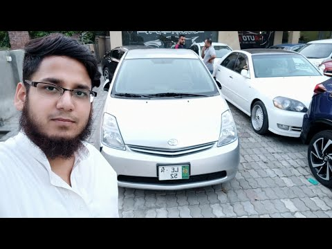 Toyota Prius 2010 Model For Sale, Detailed Review, Specs, Features | Hamza Abrar Qureshi